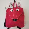 sac à dos enfant loup