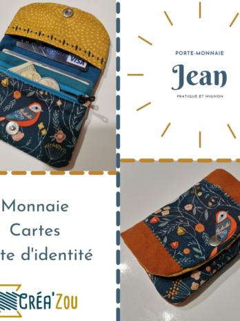 Porte-Monnaie *Jean*